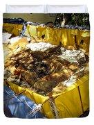 Cuban Refugee Boat 5 Duvet Cover