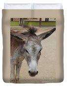 Cute Donkey Duvet Cover