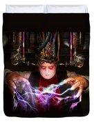 Cyberpunk - Mad Skills Duvet Cover