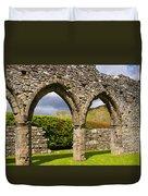 Cymer Abbey Snowdonia Duvet Cover