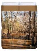 Cypress Waterway Duvet Cover