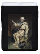 Daniel Morgan (1736-1802) Duvet Cover