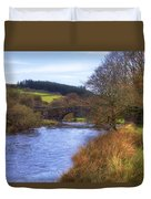Dartmoor - Two Bridges Duvet Cover