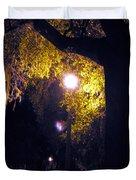 Davenport At Night Duvet Cover