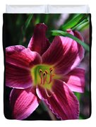 Day Lily 2 Duvet Cover