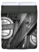 Detroit Beer Company  Duvet Cover