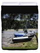 Deveron River Duvet Cover