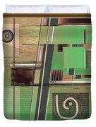 Digital Design 600 Duvet Cover