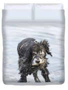 Dog Shake Duvet Cover
