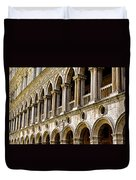 Doges Palace - Venice Italy Duvet Cover
