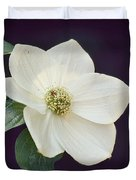 Dogwood Blossom Duvet Cover
