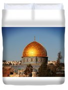 Dome  Duvet Cover