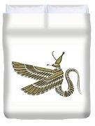 Dragon - Demon Of Ancient Egypt Duvet Cover