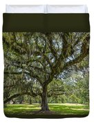 Dripping With Spanish Moss Duvet Cover