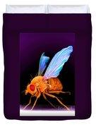 Drosophila Duvet Cover