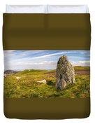 Druids Stone Circle Duvet Cover