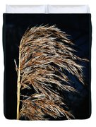 Dry Grass Duvet Cover