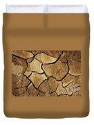 Dry Land Duvet Cover