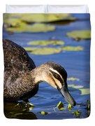 Duck Hunt Duvet Cover