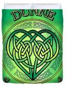 Dunne Soul Of Ireland Duvet Cover