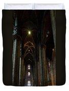 Duomo. Milano Milan Duvet Cover