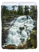 Eagle Falls Lake Tahoe Duvet Cover