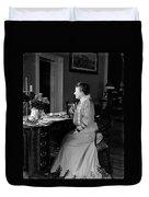 Edith Roosevelt (1861-1948) Duvet Cover