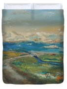 Elkhorn Slough Duvet Cover