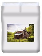 Erbie Homestead Duvet Cover by Marty Koch