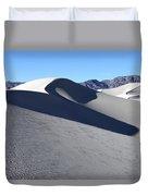Eureka Dunes Duvet Cover