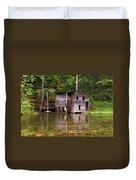 Falling Spring Mill  Duvet Cover