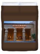Famous Egyptian Theater In Hollywood California. Duvet Cover