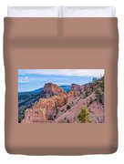 Farview Point At Bryce Canyon Duvet Cover