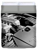 Ferrari 599 Gtb Engine  Duvet Cover