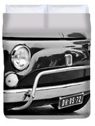 Fiat 500 L Front End Duvet Cover