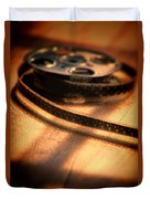 Film Reel Duvet Cover
