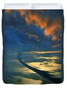 Fire Island  Duvet Cover