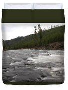 Firehole River Duvet Cover
