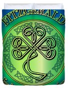Fitzgerald Ireland To America Duvet Cover