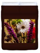 Floral Art IIi Duvet Cover