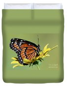 Florida Viceroy Duvet Cover