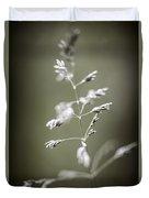 Flowering Grass Duvet Cover