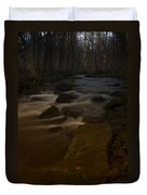Forest Creek Duvet Cover