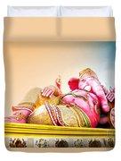 Ganesh Duvet Cover
