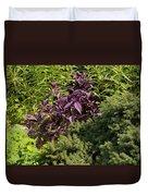 Garden Color At Woodward Park 8f Duvet Cover
