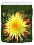 Garden Sunshine Duvet Cover