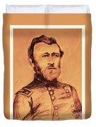 General Us Grant Duvet Cover