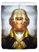 George Washington Duvet Cover