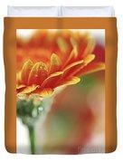 Gerbera Flower Duvet Cover