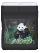 Giant Panda 1 Duvet Cover